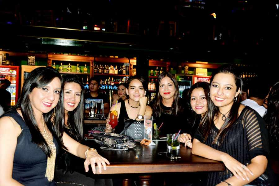 Tributo a Red Hot en The Dubliner