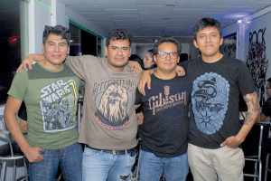"Movida ""under"" en Hot Rock"